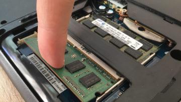 Jak zainstalować pamięć RAM?